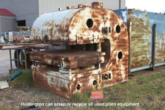 About Huntington Machinery